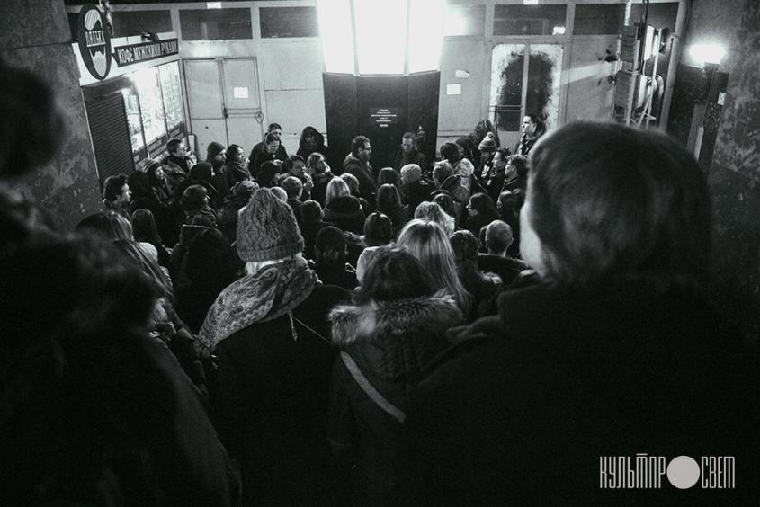 """Спектакль """"Неявные воздействия"""", театр.doc"""