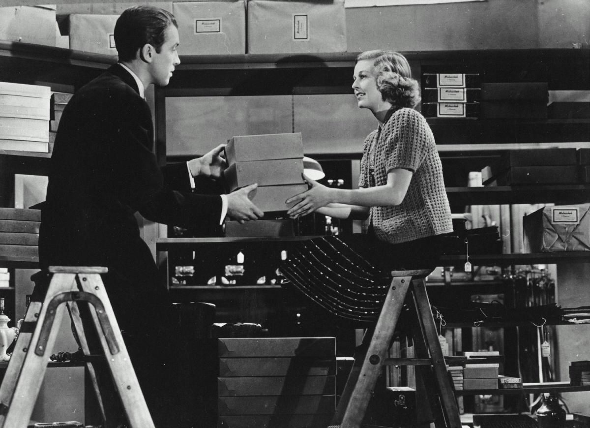 Магазинчик за углом 1940  фильм