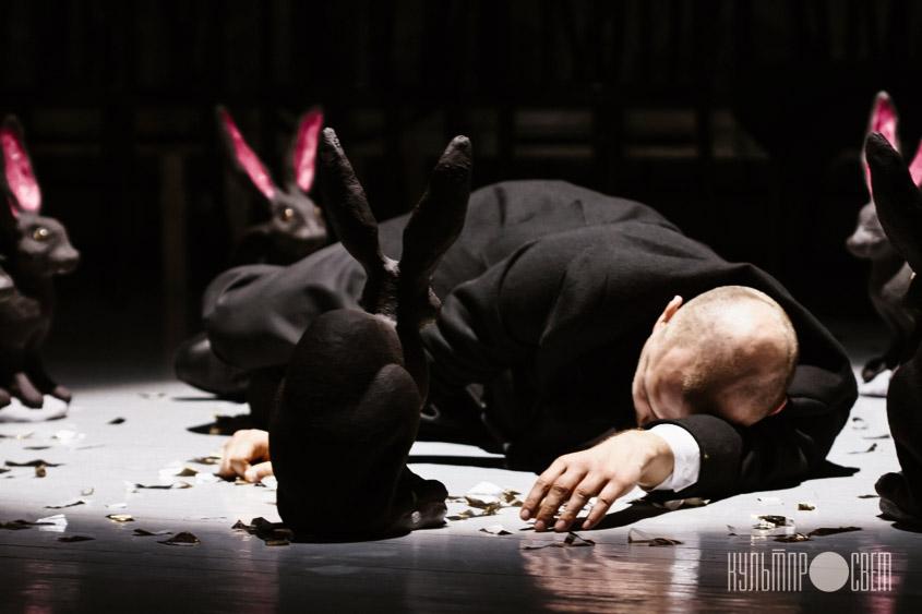 «Войцек», Национальный театр им. Янки Купалы. Фото: Анна Довгель