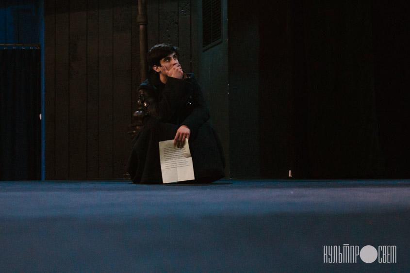 Спектакль «Карьера Доктора Рауса», Виктор Мартинович, Александр Гарцуев, РТБД, Франциск Скорина