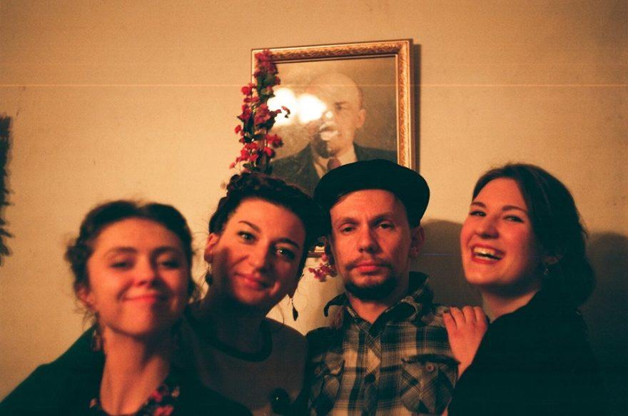 «Быў у пана верабейка гаварушчы», Белорусский свободный театр. Фото: Андрей Уразов