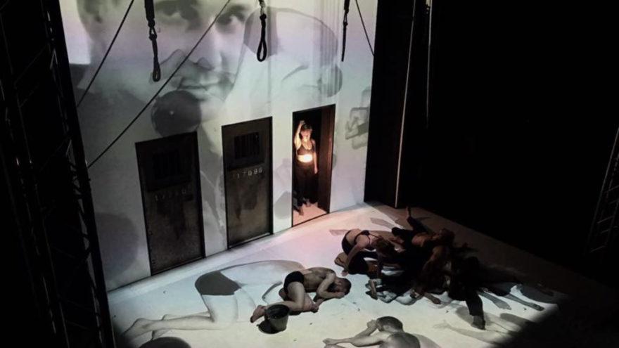 «Горящие двери», Белорусский Свободный театр. Фото: Олег Сенцов