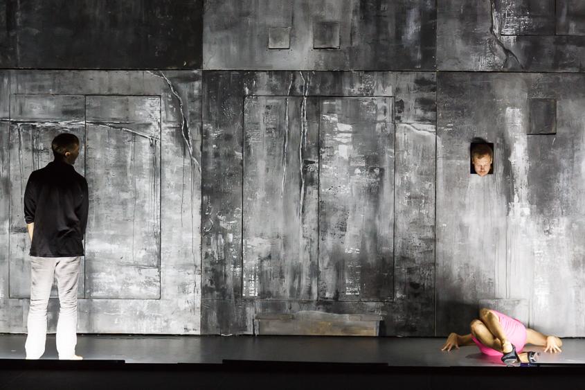 бетон спектакль