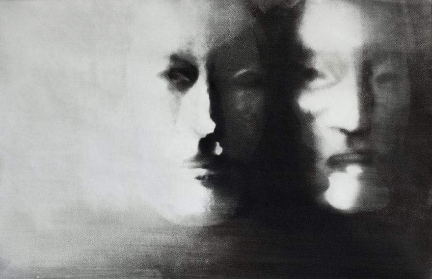 Мария Боне, фотография из серии Marionetta