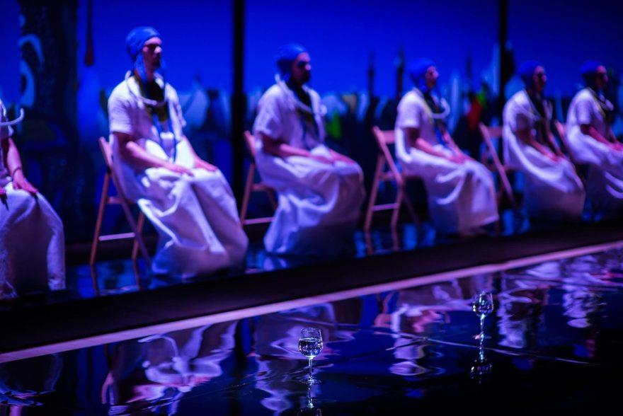 «Сверлийцы» —оперный сериал в пяти вечерах и шести композиторах. Режиссер: Борис Юхананов Фото: Олимпия Орлова