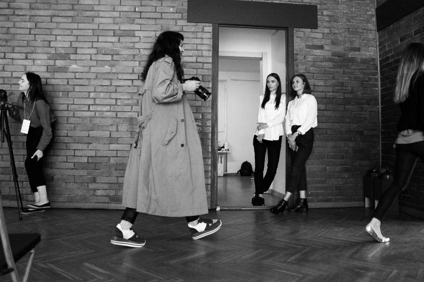 Будни НЦСИ показ бренда LSD clothing Anjolka's Tolz