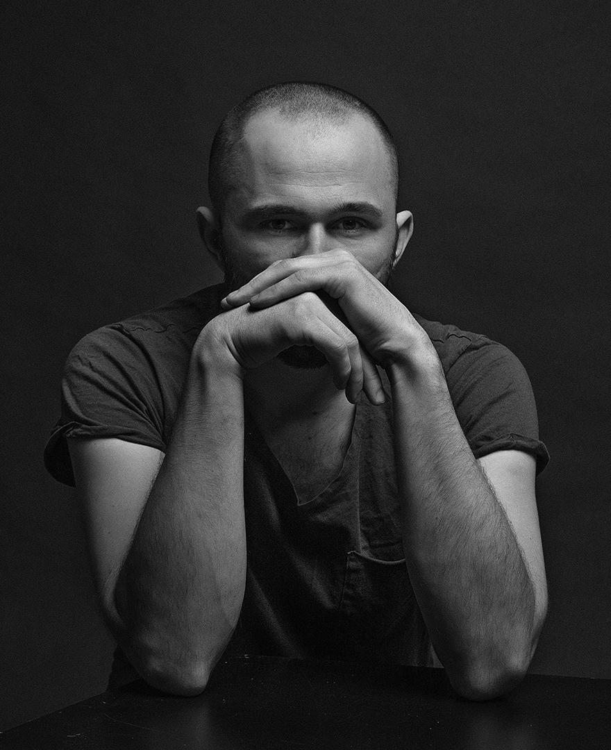 Евгений Корняг – художественный руководитель KorniagTheatre, режиссер. Фото: Olga Picasso.